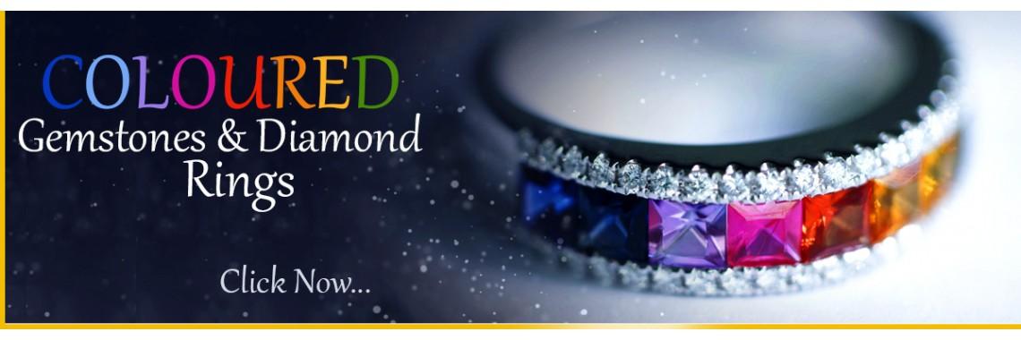 Diamond&Gemstone Rings