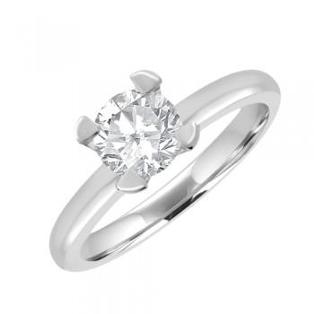 Platinum Solitaire FVS2 Diamond