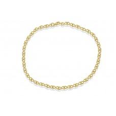 9ct Gold Infinity Chain