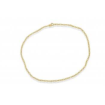 9ct Gold Anchor Link Chain